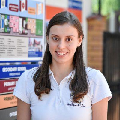 Andreea Mavrodin - Profesor pentru Învățământ Primar