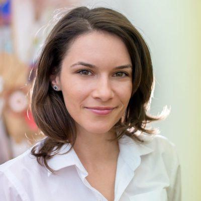 Carmen Chersin - Profesor de Limba Engleză